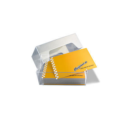 Business card boxes business cards standard 55x85mm prints business card boxes reheart Image collections